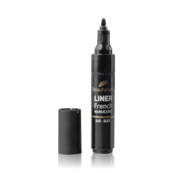 STYLO FRENCH MANUCURE NOIR