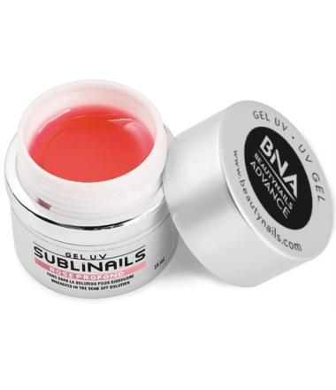 GEL UV SUBLINAILS ROSE PROFOND 15 ML