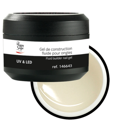 GEL UV DE CONSTRUCTION FLUIDE
