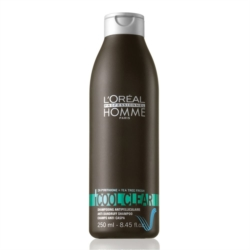 SHAMPOING HOMME COOL CLEAR 250ML