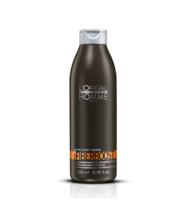 SHAMPOOING HOMME FIBERBOOST 250ML