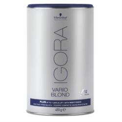 IGORA POUDRE VARIO BLOND PLUS BLEU 450 G