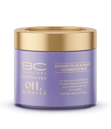 BC OIL MIRACLE MASQUE FIGUE BARBARIE