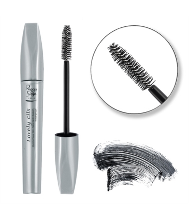 MASCARA LOVELY CILS WATERPROOF NOIR