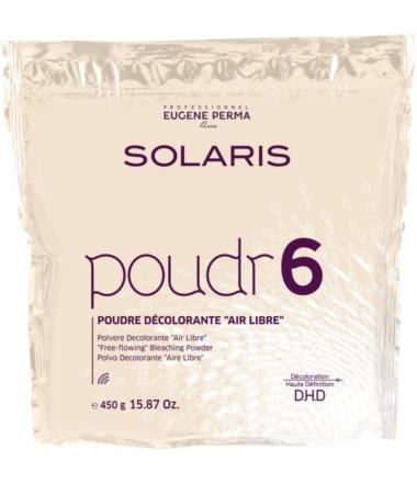 SOLARIS POUDRE DECOLORANTE 6 AIR LIBRE 450 GR
