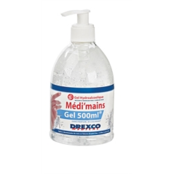 MEDIMAIN GEL 500 ML FLACON POMPE