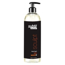SUBTIL DESIGN HARD GEL 500ML
