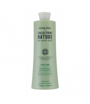 NATURE SHAMP VOLUME INTENSE 500ML