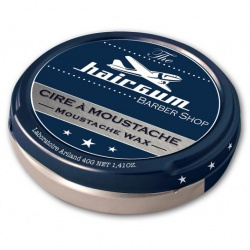 HAIRGUM CIRE MOUSTACHE 40G