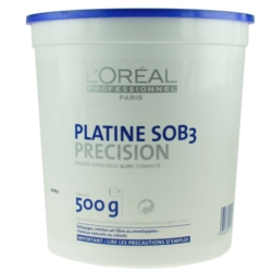 PLATINE SOB3 PRECISION  500 G