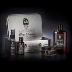 MEN STORIES BARBER COFFRET