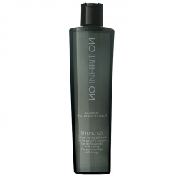 NO INHIBITION STYLING GEL 225ML