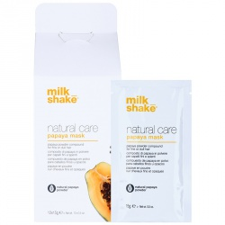 MILK SHAKE NATURAL MASK 12 X15G