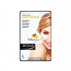 IROHA PATCH YEUX VIT C ANTI FATIGUE
