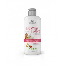 PTITS FAUVES  SHAMP 250ML NEW
