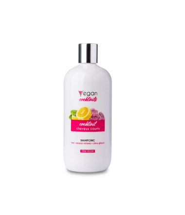 SHAMPOOING CHEVEUX COURTS VEGAN COCKTAILS 500ML