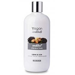 CREME DE SOIN CHEVEUX LISSES VEGAN COCKTAILS 500ML