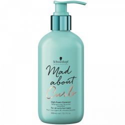 MAD ABOUT CURLS SHAMP BOUCLES 300ML SCHWARZKOPF