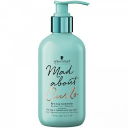 MAD ABOUT CURLS BAUME 2 EN 1 BOUCLES 250ML SCHWARZKOPF
