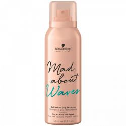 MAD ABOUT WAVES SHAMPOOING SEC ONDULATIONS 150ML SCHWARZKOPF