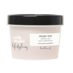 MILK SHAKE LIFESTYLING DESIGN WAX CIRE DE DEFINITION