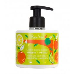CREME MAINS ET CORPS AGRUMES THE VERT 300ML
