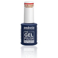 ANDREIA THE GEL POLISH NO SOLVANT 10.5ML